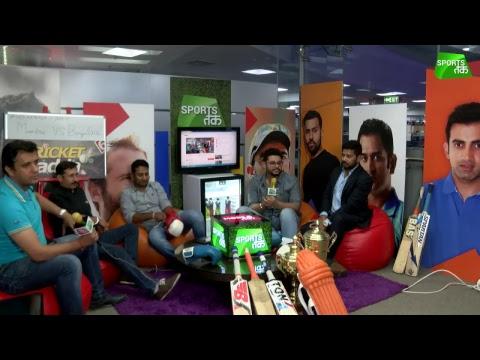 #CricketAdda: Day 11: 1st Inning, Mumbai VS Bangalore | Sports Tak