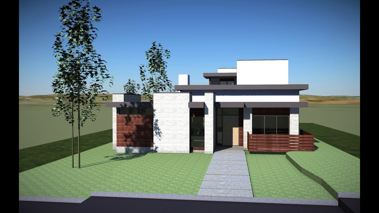 Modern Home - Dallas - REXFORD PROJECT - Greico Modern Homes - YouTube