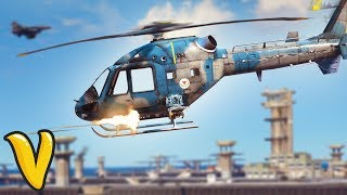JUST CAUSE 3 HELICOPTER ATTACK! :: Just Milk It 3 Funny Moments!
