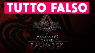 ASSASSIN'S CREED RAGNAROK ► TUTTO FALSO