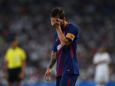 REAL MADRID VS BARCELONA [2-0] - SPANISH SUPER CUP 2017 2ND LEG