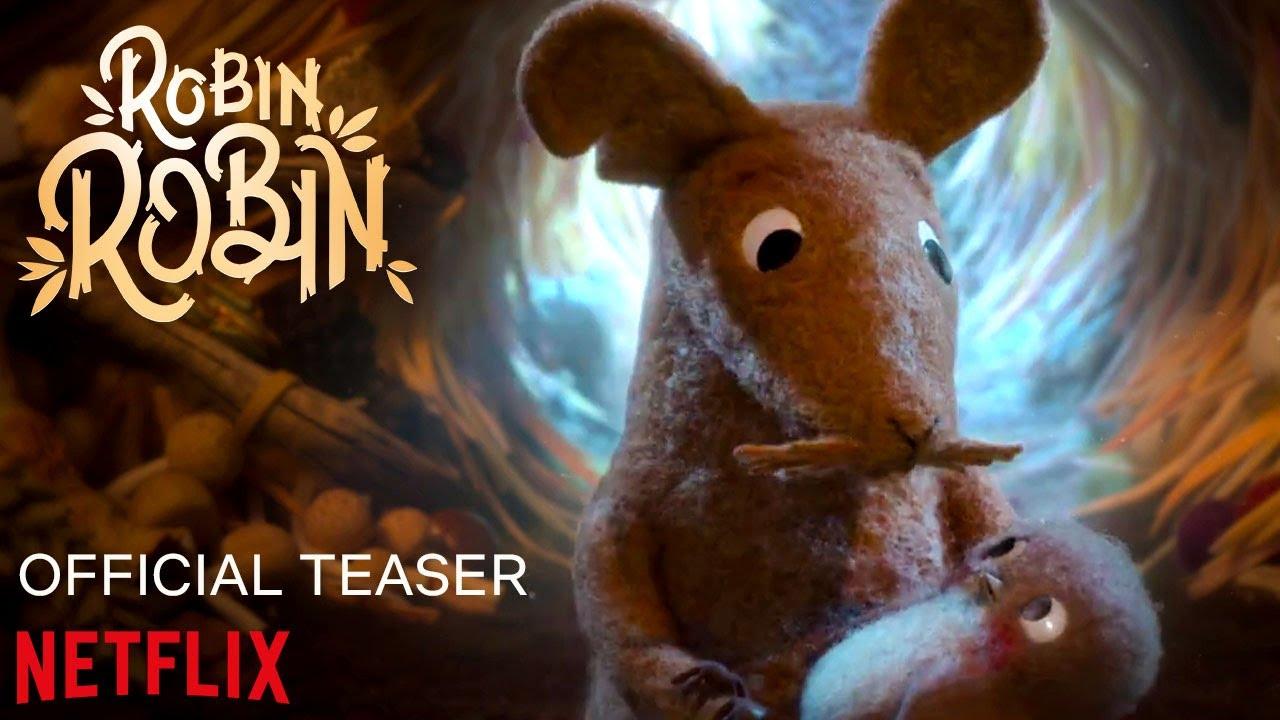 Robin Robin – Official Teaser