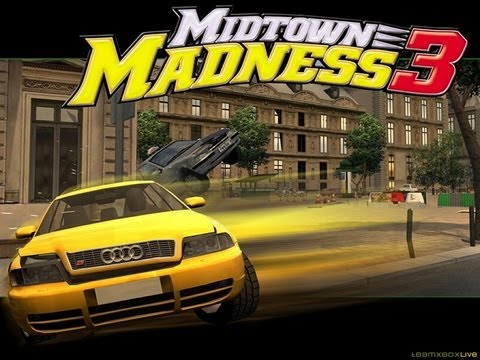 GamesPaper Review: Xbox: Midtown Madness 3