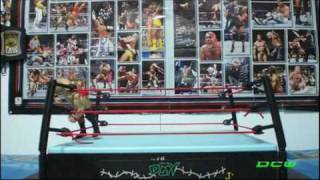 dcw ultimate warrior vs jbl for dcw ic championship