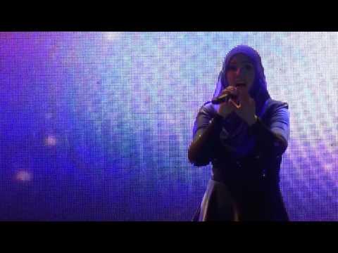 [1080p] Shila Amzah 茜拉 - 想你的夜 Xiang Ni De Ye@MAHA2016