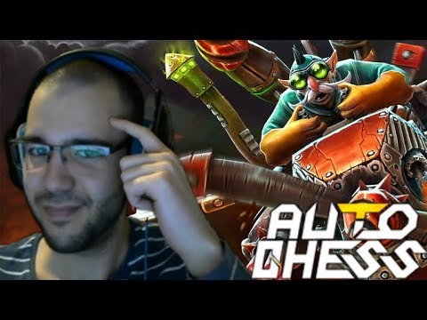 OUTSMARTING ALL Elves And Assassins | Dota Auto Chess Gameplay 74