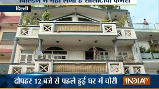 Rs 2.5 Crore looted from greater kailash in Delhi   India Tv
