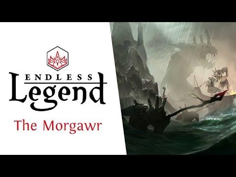 Endless Legend - Major Faction - The Morgawr