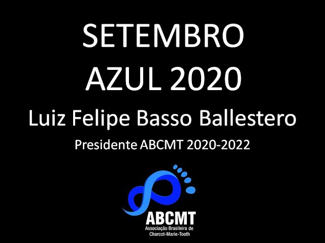 Setembro Azul 2020