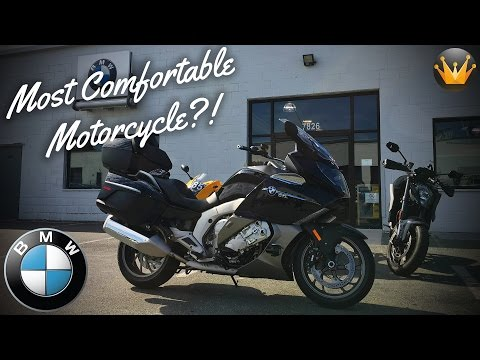 2016 BMW K1600 GTL | First Ride & Review