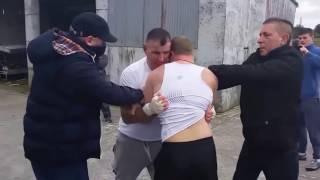 Ward v Donovan Bareknuckle Boxing 2015   YouTube
