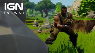 Fortnite 3.3 Patch Adds New Weapons, New Mode, Llamas - IGN News