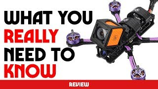 BETTER IN EVERY WAY... EXCEPT ONE - Eachine Wizard HV review