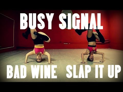 DHQ style from Boomshiva & Gaika [ Busy Signal - Bad wine]