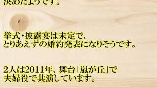 元モーニング娘の歌手で女優の 安倍なつみさん(34)が 5歳年下の俳...
