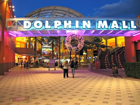 A Shopping Day At Dolphin Mall (Miami) - YouTube ee0831555ef10