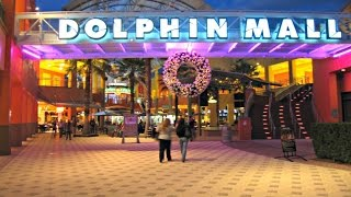 A Shopping Day At Dolphin Mall (Miami)