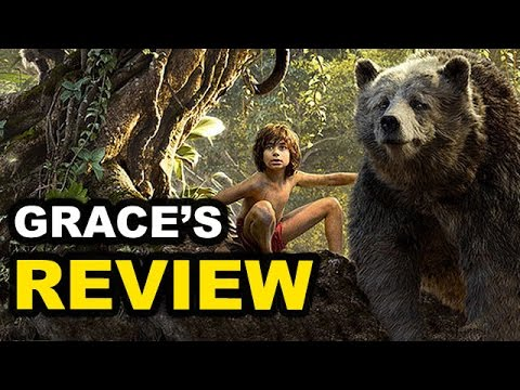The Jungle Book 2016 Movie Review - Youtube