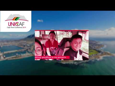 Unicaf Cape Town Conference 2019 Journey Competition Winner