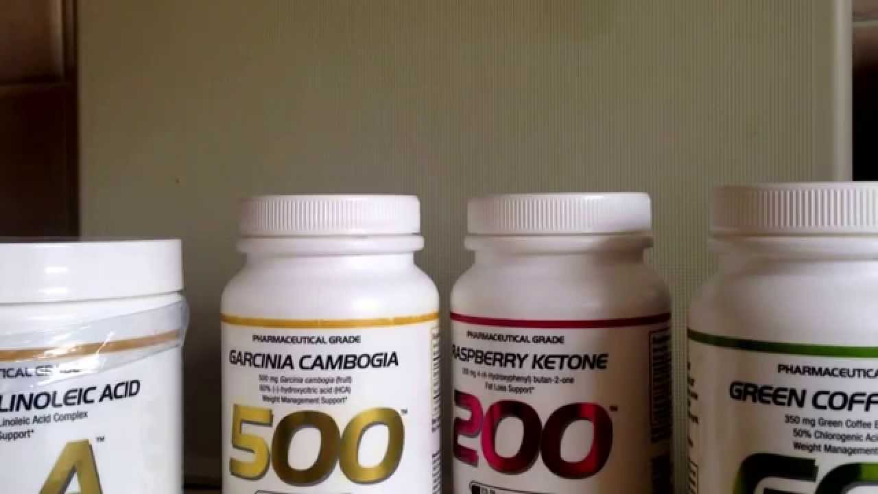 cla and garcinia cambogia stack