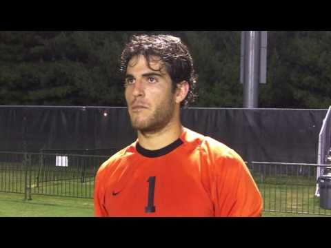 Tribe Men's Soccer Post Match - #20 William and Mary 2, Wake Forest 0