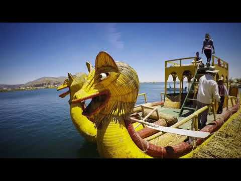 A Local Homestay on Lake Titicaca, Peru - VLOG52