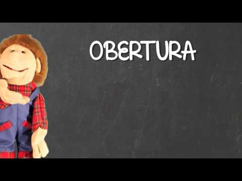 Evaristonario - Obertura