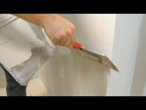 Comment poser une bande d 39 angle pour placo ba 13 avec e doovi - Comment faire les joints de placo ...