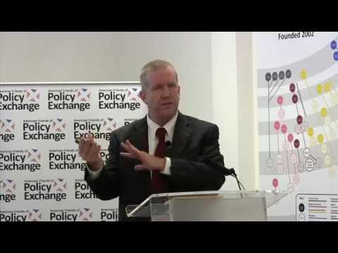 Judge Steven Alm - Swift and Certain Punishment: Innovative ways to reduce reoffending | 09.06.2014