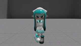 [Splatoon GMOD] If the Inklings ink-vaded other Universes