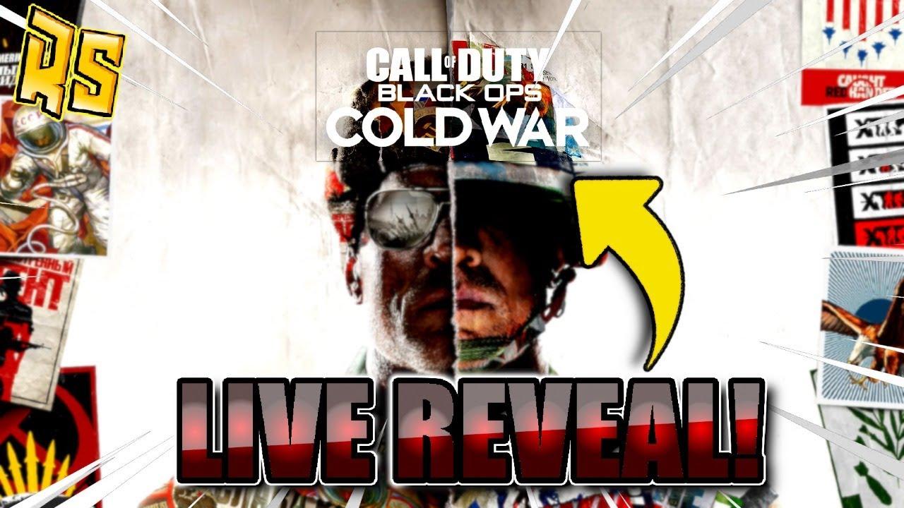 🔥Heute: REVEAL VON COD 2020!🔥 Call of Duty Black Ops Cold War | Warzone LIVE EVENT [deutsch]