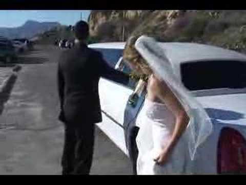 before Andrea's wedding  ( malibu sand   beach )