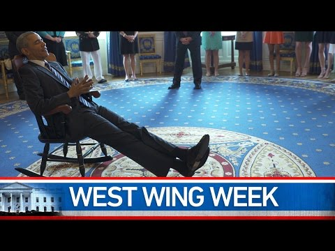 "Thumbnail: West Wing Week: 05/13/16 or, ""Stylin', Huh?"""