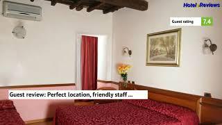 Hotel Santa Prassede ** Hotel Review 2017 HD, Rione Monti, Italy