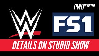 Details On WWE's Weekly Studio Show On FS1