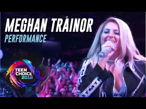 'The Four's Meghan Trainor OWNS the Teen Choice Awards Stage!