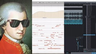 Melodyne 4 | Lock Loops To Live Recordings [Mozart]