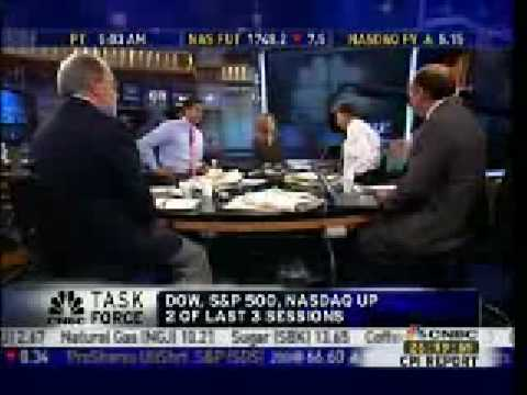 CNBC Reporter Says The Fed is as Federal as Federal Express