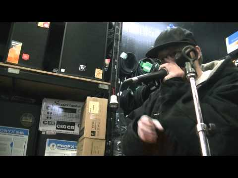 MCRX INTERTAINING STEVES MUSIC STORE TORONTO