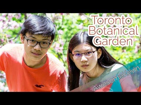 Toronto Botanical Garden ~ Edward Garden ~ May 17 2015