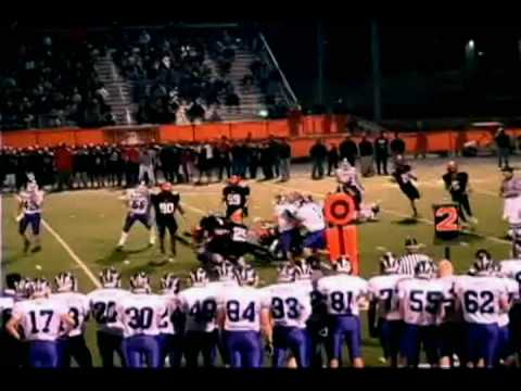 Downers Grove North Football 2008 Elite 8 English Project The Meaning