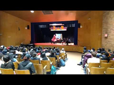 Freestyle Rep @ Central Park East High School(1)