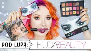 Video Pod lupą: Huda Beauty ♡ Red Lipstick Monster ♡ download MP3, 3GP, MP4, WEBM, AVI, FLV Agustus 2017