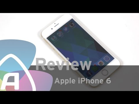Apple iPhone 6 review (Dutch)