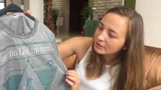 видео Печать на футболках, футболки оптом и на заказ от производителя