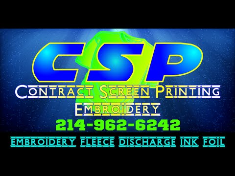 Contract Screen Printing by CSP Jungle Jim Liberman tshirt