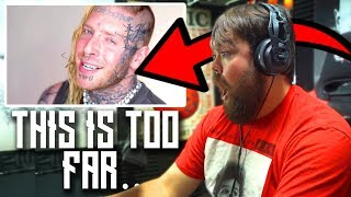 "RAPPER REACTS to Tom MacDonald - ""Mac Lethal Sucks"" (MAC LETHAL DISS #2)"