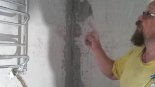 видео Все о полотенцесушителях или как установить полотенцесушитель