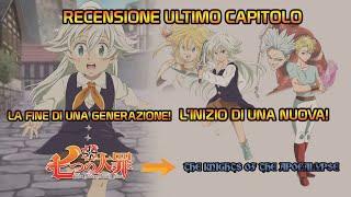 Download lagu RECENSIONE ULTIMO CAPITOLO  - LA FINE DI UN'ERA! - NANATSU NO TAIZAI 346 - ITA