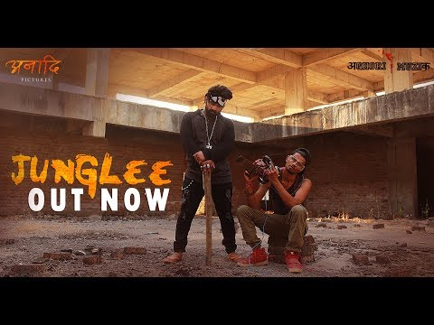 Junglee | Gujarati Music video song | Kruz x K.deep |  Aghori muzik | Anadi Pictures | NY